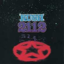 Rush (Band) - 2112 -  LIMITED EDITION -DMM MASTERING