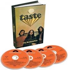I'll Remember - de Taste