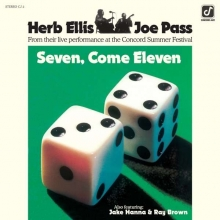 Seven,Come Eleven (180g)  - de Herb Ellis - Joe Pass