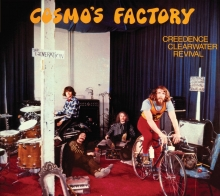 Cosmo's Factory - de Creedence Clearwater Revival