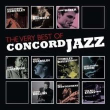 Various Artists - The Very Best Of Concord Jazz