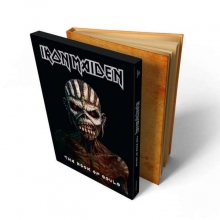 Iron Maiden - The Book Of Souls (Casebound Book) (Limited Edition)