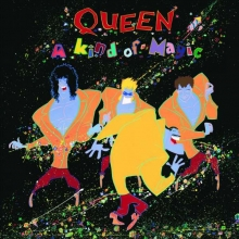A Kind Of Magic - de Queen