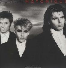 Notorious (Limited Edition) - de Duran Duran