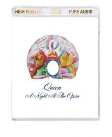 A Night At The Opera (Blu-ray Audio) - de Queen