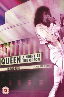 Queen - A Night At The Odeon – Hammersmith 1975