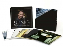 Sting - The Studio Collection (180g) (Limited-Edition-Box-Set)