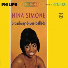 Nina Simone - Broadway Blues Ballads