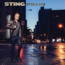 Sting - 57th & 9th ( Deluxe Digipak)