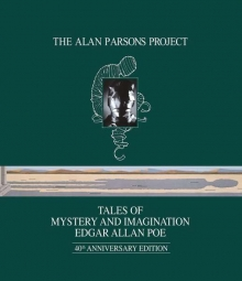 Tales Of Mystery And Imagination (Bluray Audio) - de Alan Parsons Project