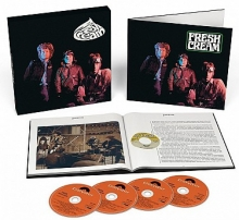 Cream -  Fresh Cream (Limited-Deluxe-Edition)
