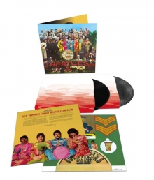 Sgt. Pepper's Lonely Hearts Club Band (180g) (50th-Anniversary-Deluxe-Edition) - de Beatles