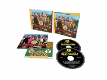 Sgt. Pepper's Lonely Hearts Club Band (50th-Anniversary-Edition) - de Beatles