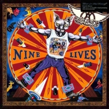 Nine Lives - 180gr - de Aerosmith
