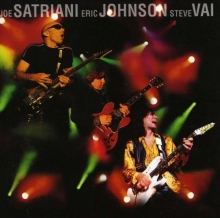 G3 Live In Concert (with Johnson / Vai) - de Joe Satriani