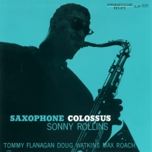 Sonny Rollins - Saxophone Colossus (200g)(Superaudiofil Mono)