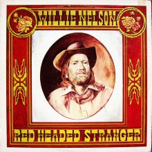 Red Headed Stranger - de Willie Nelson
