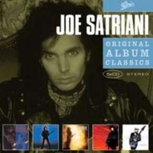 Original Album Classics - de Joe Satriani