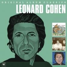 Leonard Cohen - Original Album Classics