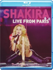 Live From Paris - de Shakira