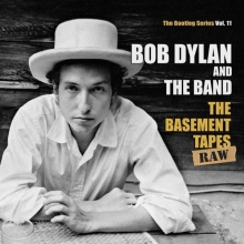 Bob Dylan - The Basement Tapes Raw: The Bootleg Series Vol.11 (180g) (Limited Edition) (3LP + 2CD)