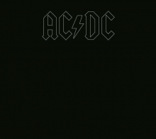 AC/DC - Back In Black -  DE LUXE