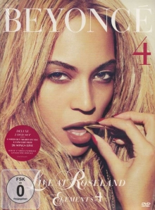 Beyonce - Live At Roseland: Elements Of 4 - Deluxe Edition Digipack