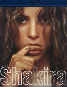 Shakira - Live In Miami - The Oral Fication
