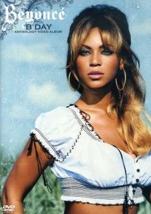 B'Day: Anthology Video Album - de Beyonce