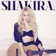 Shakira - Shakira - Standard Edition 2014