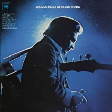 At San Quentin - de Johnny Cash