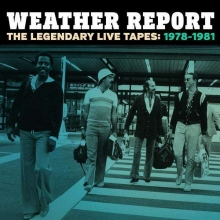 The Legendary Live Tapes 1978-1981 - de Weather Report
