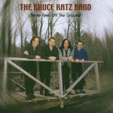 Bruce Katz Band - Three Feet Off The Ground - Audiophile - Audioquest