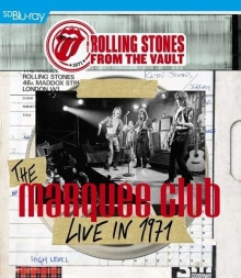 Rolling Stones - From The Vault - The Marquee Club Live In 1971