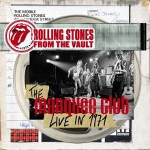 Rolling Stones - From The Vault - The Marquee Club Live In 1971 (LP + DVD)