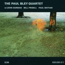 Paul Bley - The Paul Bley Quartet