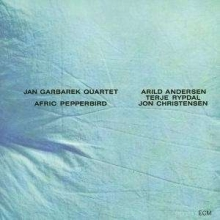 Afric Pepperbird - de Jan Garbarek