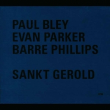 Sankt Gerold - Live 1996 - de Paul Bley