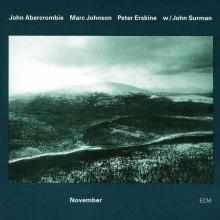 November - de John Abercrombie