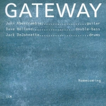Gateway - Homecoming - de John Abercrombie