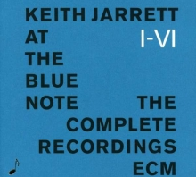At The Blue Note - Complete Recordings 1- 6 - de Keith Jarrett