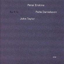 As It Is - de Peter Erskine