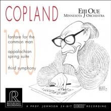 Copland 100 - de Eiji Oue & Minnesota Orchestra