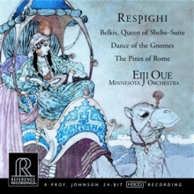Eiji Oue & Minnesota Orchestra - Belkis, Queen Of Sheba Suite