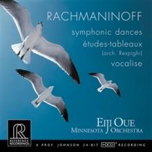 Symphonic Dances / Vocalise / Etudes-Tableaux - de Eiji Oue & Minnesota Orchestra
