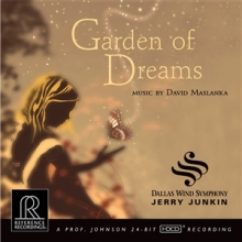 Garden of Dreams - de Junkin & Dallas Wind Symphony