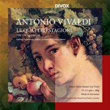 Die vier Jahreszeiten / Le Quattro Stagioni - de Antonio Vivaldi