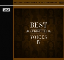 Best Audiophile Voices IV - de Various