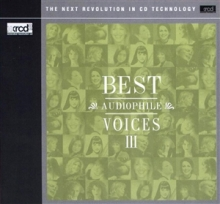 Best Audiophile Voices III - de Various
