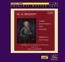 Wolfgang Amadeus Mozart - Serenade No.6